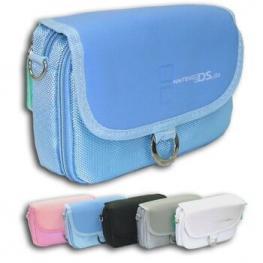 Bolsa Acolchada Transporte Ds/dsi/3Ds Azul Sat