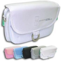 Bolsa Acolchada Transporte Dsi/ds/3Ds Blanca