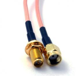 Cable Alargador Wifi 10M Satycon Rp-Sma
