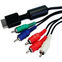 Cable Av Hd Por Componentes Playstation3 Ps3