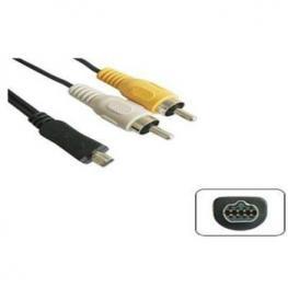 Cable Av Nikon 8700/5700/5400/4500/5000 Satycon