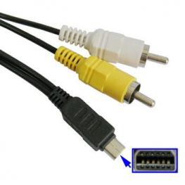 Cable Av Olympus 1.4M
