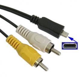 Cable Av Sanyo 1.4M