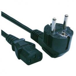 Cable Corriente Cpu Pc 3M Iec-C13