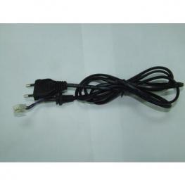 Cable de Corriente Con Conector Interno de 3 Pines