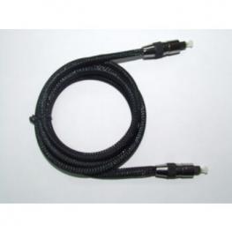 Cable Fibra Optica Toslink 2M ~ 5.0Mm Profesional