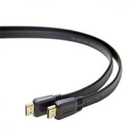 Cable Hdmi 19P 3M V1.4 Macho-Macho Plano Satycon