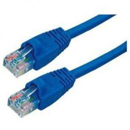 Cable Red Utp Rj45 Cat5E 3M Satycon Azul