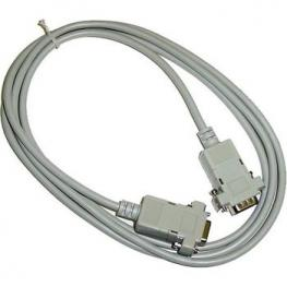 Cable Serie Null Modem 9 Pines M/h 5 Metros