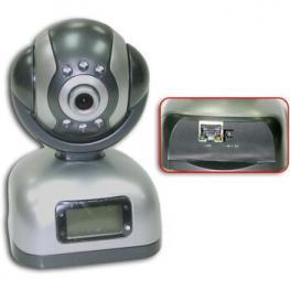 Camara Ip Satycon Rj45 Con Infrarojos Mod. Fj-31