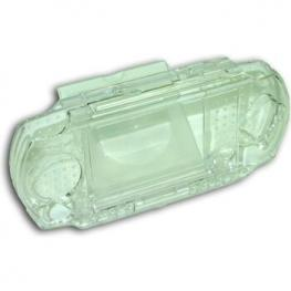 Carcasa Transparente Psp Con Proteccion Pantalla S