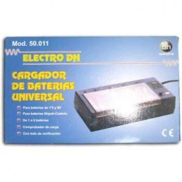 Cargador Baterias Dh50011