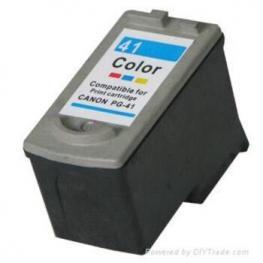 Cartucho Tinta Reciclada Canon Cl-41 Cl41 Color