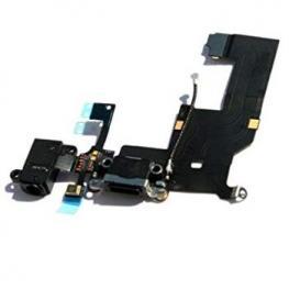 Conector Carga Ipfx5Onsi Iphone 5 (Negro)