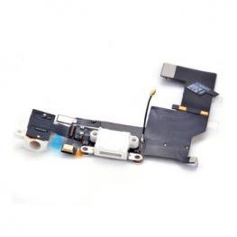 Conector Carga Ipfx5Sacw Iphone 5S (Blanco)