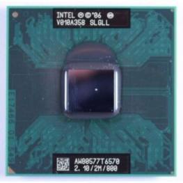 Cpu Intel Core 2 Duo T6570 - Reacondicionado