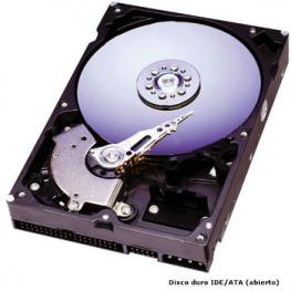 Disco Duro Hdd 3.5 Ide 250Gb Hitachi 0A33697
