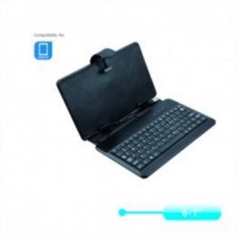 Funda Con Teclado Tablet 6 / 7 Moveteck