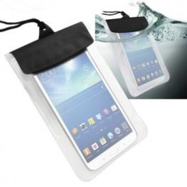 Funda Impermeable Tablet 10 Transparente Satycon