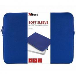 Funda Portatil Tablet Trust 11.6 Azul Chromebook