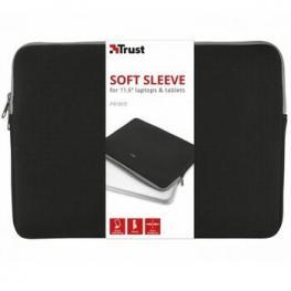 Funda Portatil Tablet Trust 11.6 Negra Chromebook
