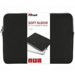 Funda Portatil y Tablet Trust Primo 11.6 Negra