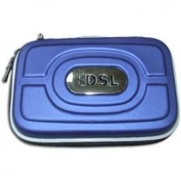 Funda Semi-Rigida Nintendo Dslite 3Ds Color Azul