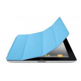 Funda Smartcover Ipad2/3/4 Flexible Azul Satycon