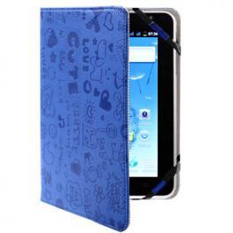 Funda Tablet / Ebook 7 Magic Azul