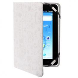 Funda Tablet / Ebook 7 Magic Blanco