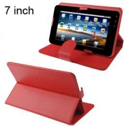 Funda Tablet / Ebook 7 Satycon Rojo
