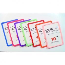 Funda Tablet 10 / 10.1 Silicona - Color Rosa
