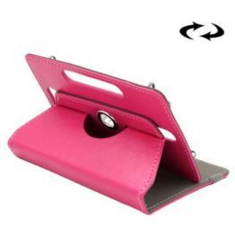 Funda Tablet 9.7-10.1 Satycon Giratoria 360 Rosa