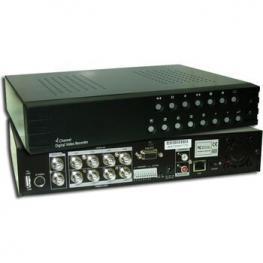 Grabador Vigilancia 4 Camaras Red+Usb+Vga 160Gb