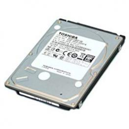 Hdd 2.5 Toshiba  320Gb Sata3 7200 Mq01Abd032 9Mm