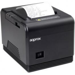Impresora de Tickets Termica Approx Usb/rj11/rs232