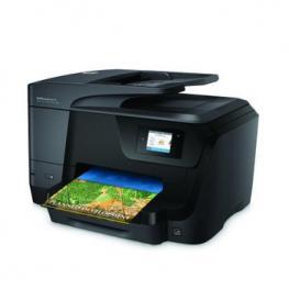 Impresora Multifuncion Hp Officejet Pro 8710 Wifi
