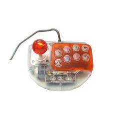 Joystick Ps2 Colores Transparentes Playstation2