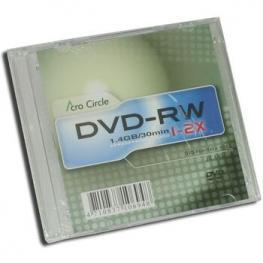 Mini Dvd-Rw 2X Acrocircle 8Cm Caja Pack 40 Uds