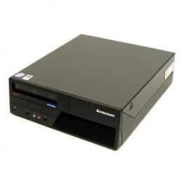 Ordenador Lenovo M58P C2D E8400 4Gb Ssd 120Gb W10P