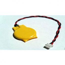 Pila Boton Cr2025 Cr2032 3V 2 Cables y 3Pin 5Mm