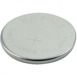 Pila Boton Cr2025 Lithium 3V