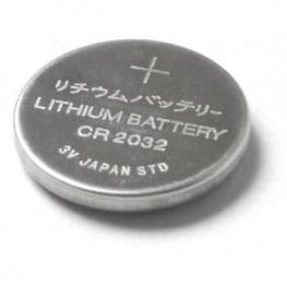 Pila Boton Cr2032 Lithium 3V Maxell