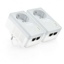 Powerline Plc 600M 2Xrj45 Tplink Tl-Pa4020Pkit