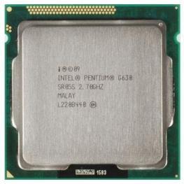 Procesador Intel Pentium G630 2,7Ghz S1155 Usado