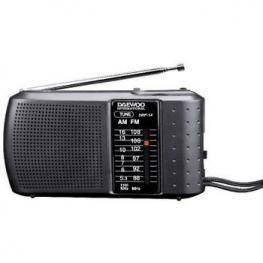 Radio Am/fm Daewoo Drp-14 Con Altavoz