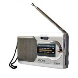 Radio Am/fm Indin Bc-R22 Con Altavoz