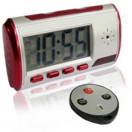 Reloj Digital Despertador Vigilancia Camara Espia