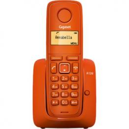 Telefono Inalambrico Siemens Gigaset A120 Dect Roj