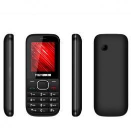 Telefono Movil Libre Telefunken Tm9.1 Plata 1.8